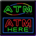 ATM LED Signs