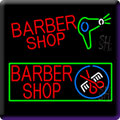 Barber Shop Neon Signs