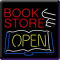 Books Neon Signs