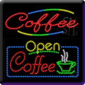 Coffee LED Signs