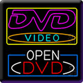 DVD Neon Signs