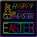 Easter Neon Signs