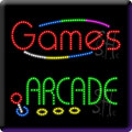 Games LED Signs