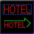 Hotel LED Signs