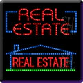 Real Estate LED Signs