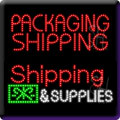 Shipping LED Signs