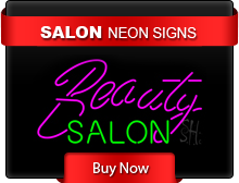 Salon Neon Signs